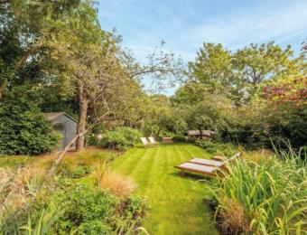Hampstead lawn