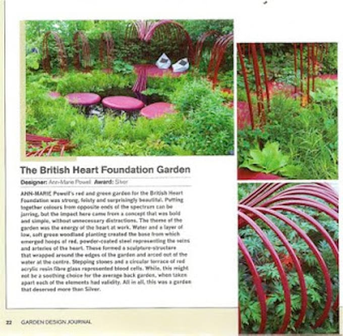 Society of Garden Designers Journal Jul11