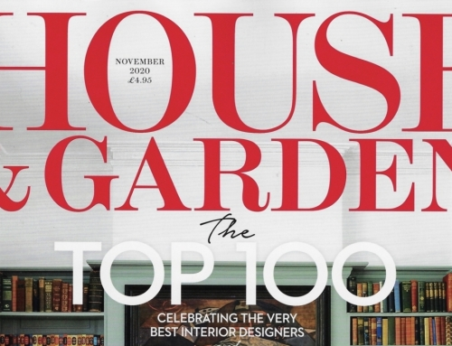 House and Garden Top 50 Garden Designer