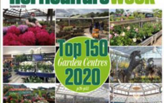 Horticulture week cover