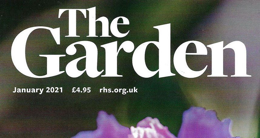 RHS The Garden Magazine features new World Food Garden by Ann-Marie Powell