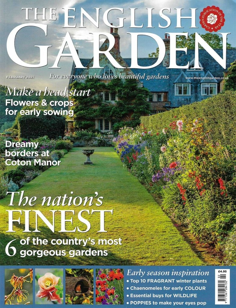 The English Garden with Petersfield Designer Ann-Marie Powell