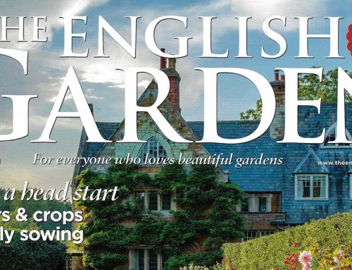 Meet Ann-Marie Powell in The English Garden.