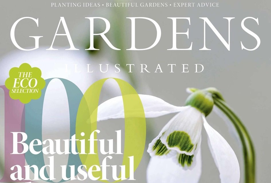 Gardens illustrated Design Trends 2021