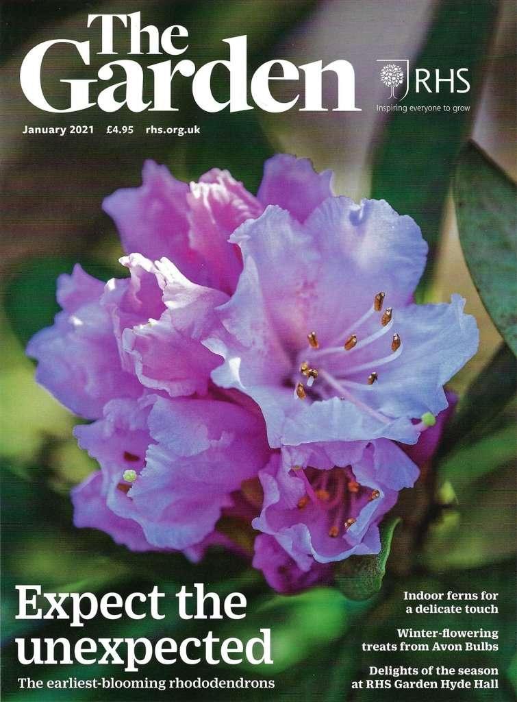 Royal Horticultural Society's The Garden on World Food Garden