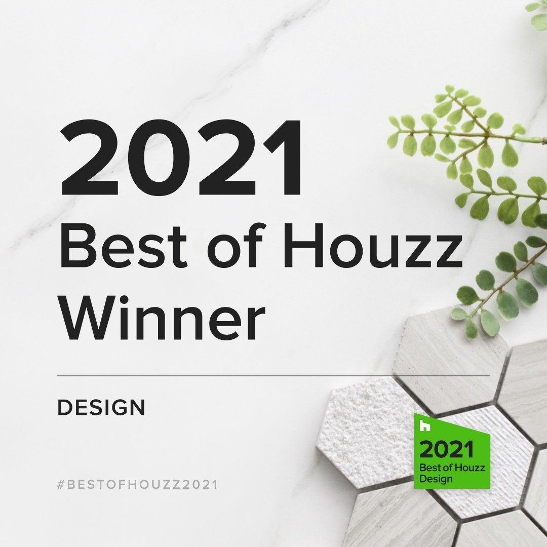 Ann-Marie Powell of Petersfield, Hamphire wins Best of Houzz award 2021