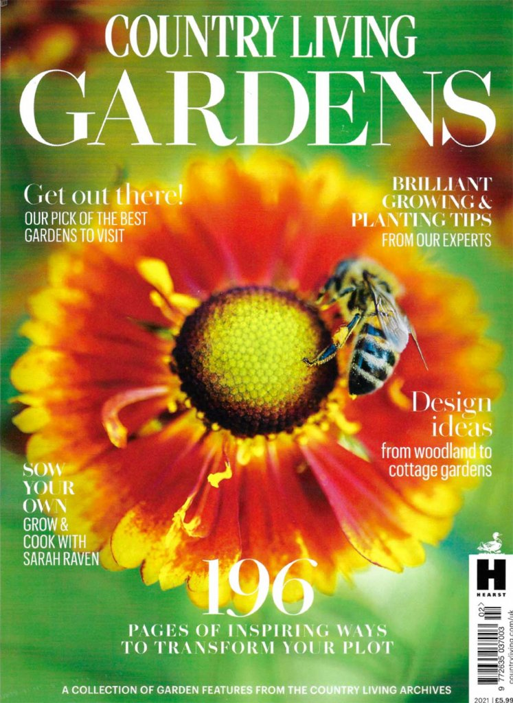 Country Living Gardens Special featuring Ann-Marie Powell sloping new spring garden